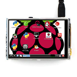 3.5 inch Touch Display for Raspberry Pi