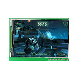 3.95 Inch TFT Display For Raspberry Pi