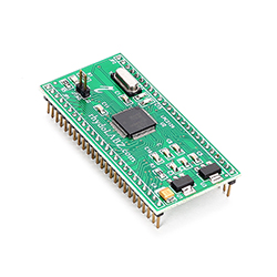LPC2129 ARM Header Board