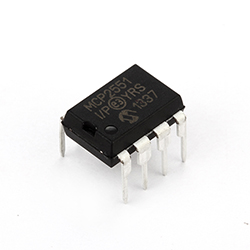 MCP2551 CAN Transceiver IC