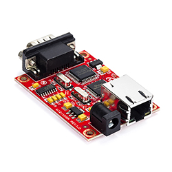 WIZ110SR - RS232 to Ethernet Module