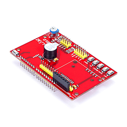 User Interface Shield for Arduino