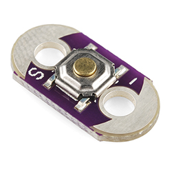 LilyPad Button Board - Sparkfun