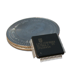 LPC2129 CAN (LQFP 64) ARM7TDMI