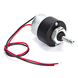 DC Motor with Gearbox 100RPM