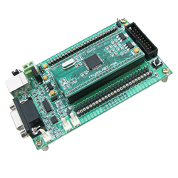 ARM LPC2138 Quick Start Board