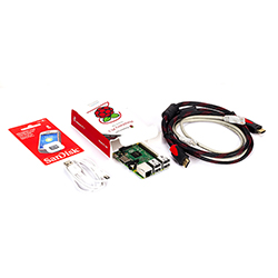 Raspberry Pi Basic Kit ( Pi 2)