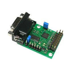 Serial 8-Servo Controller (Partial Kit)