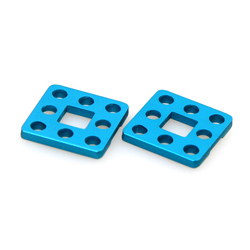 Makeblock Belt Connector-Blue (Pair)