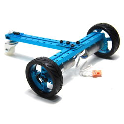Makeblock Starter Robot Kit V1.0-Blue (No Electronics)