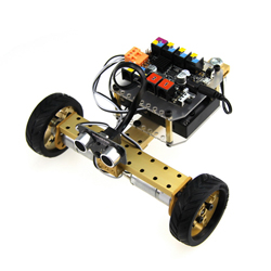 Makeblock Starter Robot Kit V2.0-Gold (With Electronics)