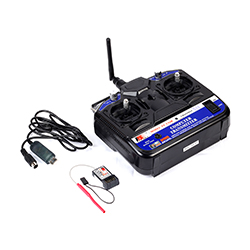 FS-CT6B 6Channel 2.4Ghz Transmitter