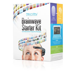 Brainwave Starter Kit -Neurosky Mindwave Mobile
