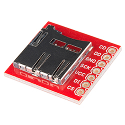 Breakout Board for microSD Transflash