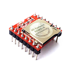 Embedded Audio Sound Module-SOMO-II