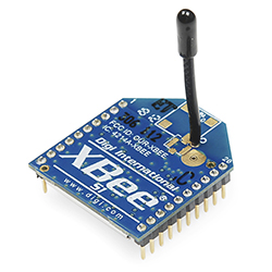 XBee 1mW Wire Antenna-Series 1
