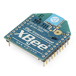 XBee 1mW Chip Antenna-Series 1