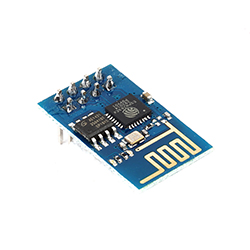ESP8266 ESP-01 Remote Serial Port WIFI Transceiver
