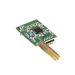 CC1101 RF Board with Antenna - 433Mhz