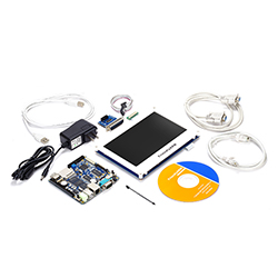 "ARM 9 Board + 7"" TFT LCD with Touch Screen -Mini2440 ( 1GB)"