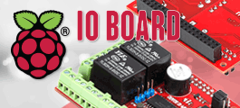 Raspberry PI IO Board