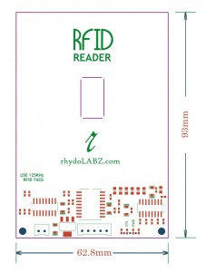 Read RFID Tag using RFID Reader(125Khz) – RS232