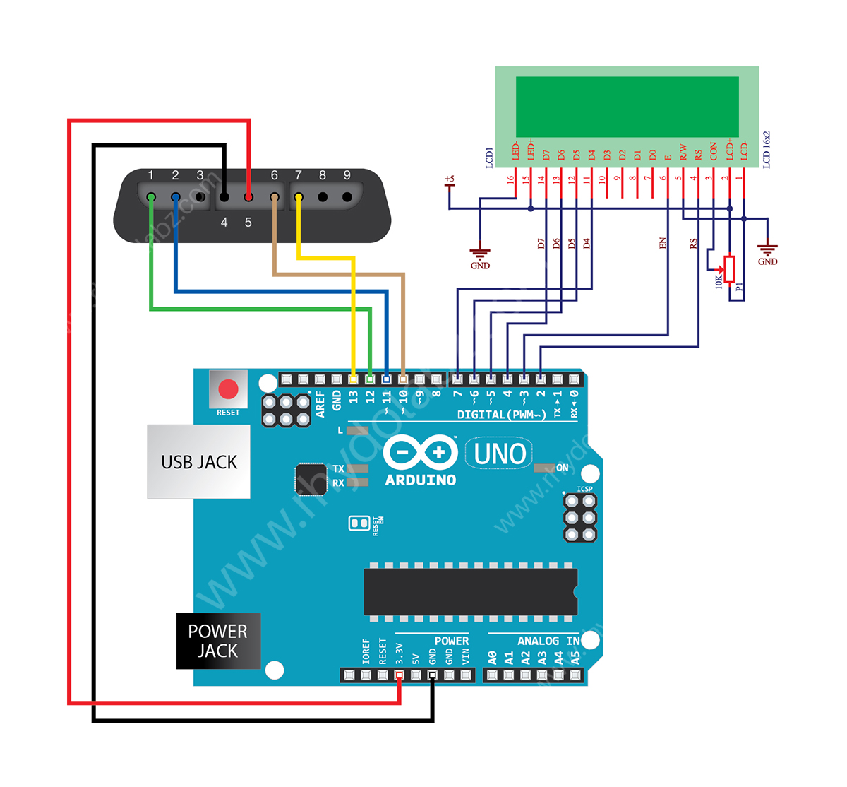 Lin Bus Shield For Arduino Featuring Atmel Ata6623c And Special 2 Wire Mode moreover Notifier Swift Wireless Integrated Fire Detection additionally Bartop Arcade Raspberry Pi Diy Paso 3 Conexion Mandos as well Watch furthermore UPort 1110. on usb wiring diagram