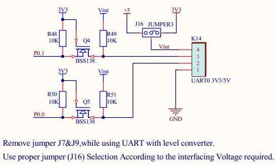 ARM LPC2138/48 Mini Development Board – UART0 Interfacing