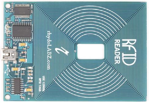 Introduction to RFID Reader (125Khz) – USB
