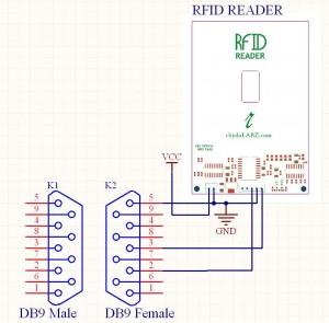 ... product to the system using that port, and appropriately power the module using the desired power source (7V – 9V),connection diagram is shown below.