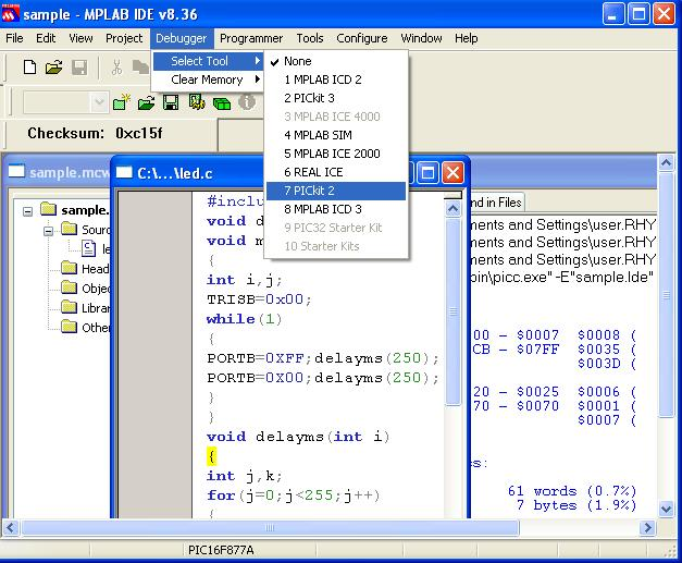 PICkit™2 Programmer: Getting Started